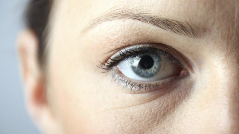 Что делать если появилась морщина под глазом