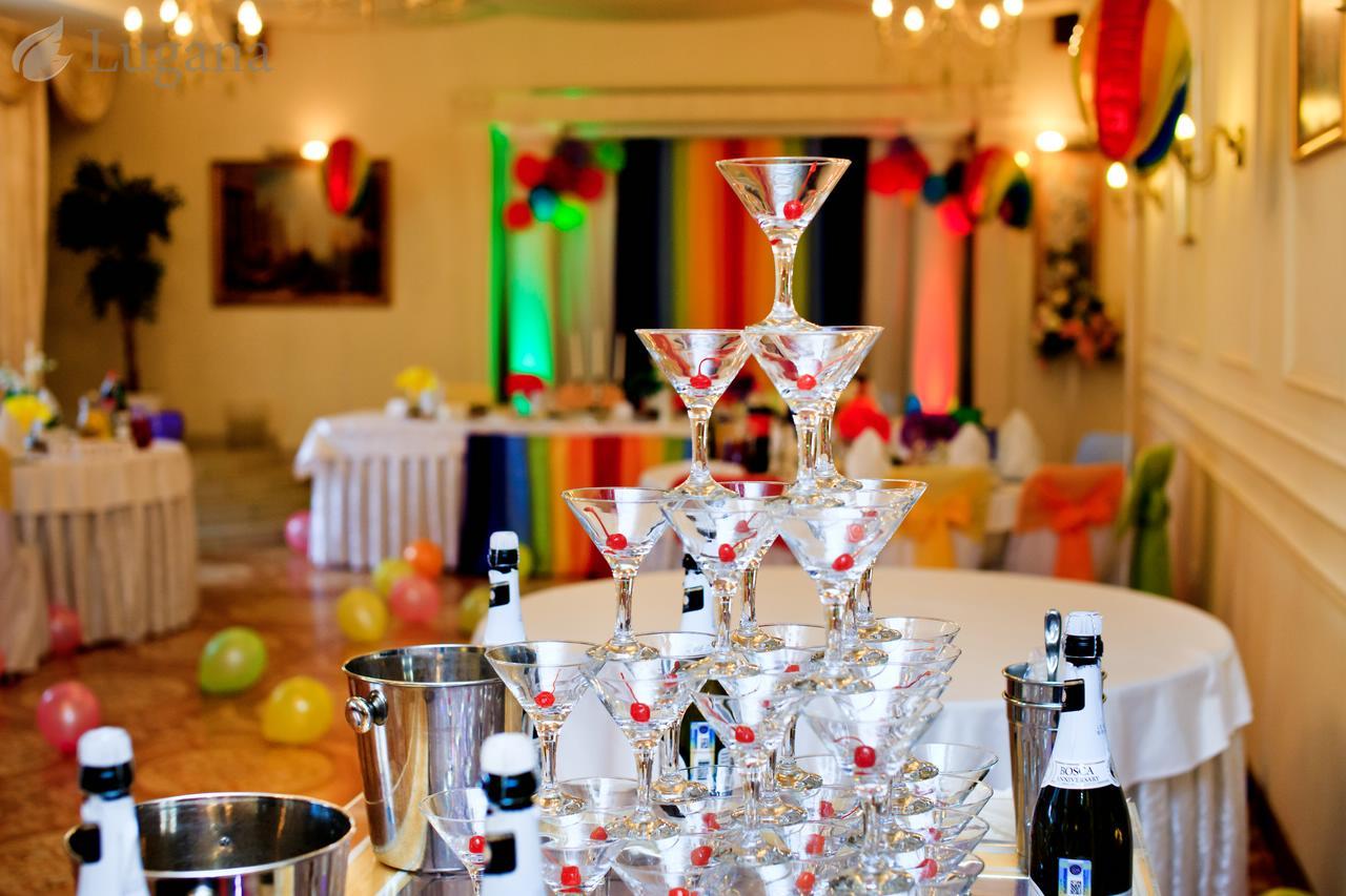 Сценка для празднования юбилея итальянский гость