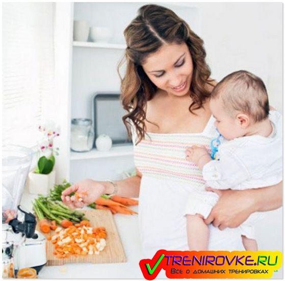 Гипоаллергенная диета при грудном вскармливании меню