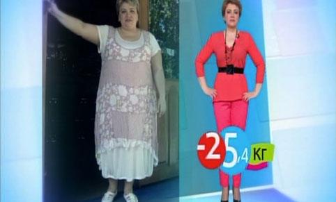 Программа для похудения женщин