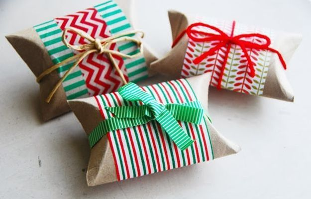 Подарки своими руками м