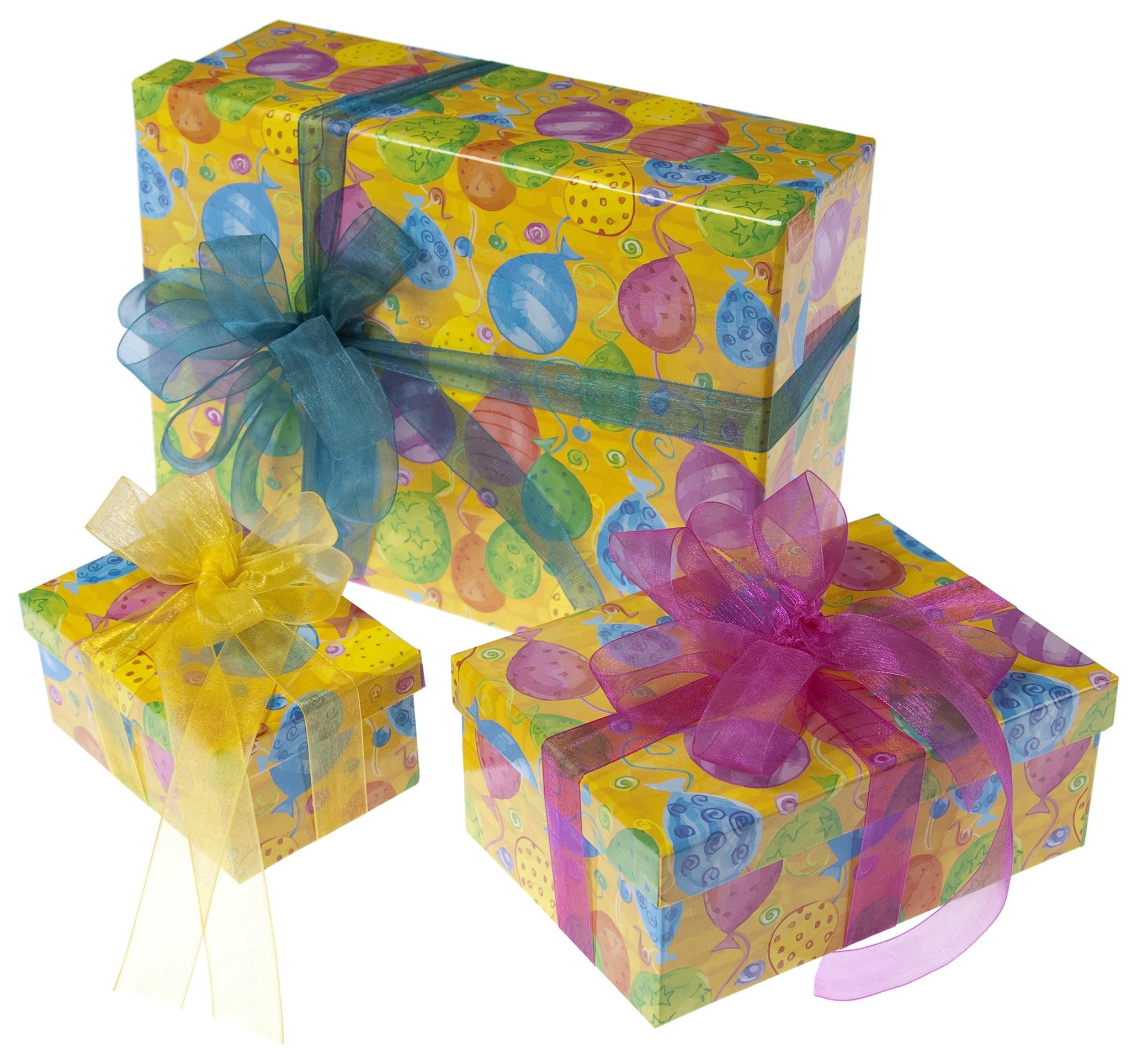 Как упаковать круглый подарок прозрачную бумагу