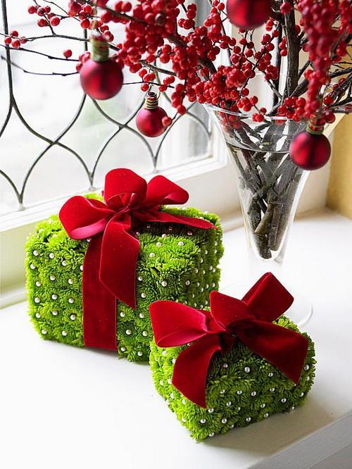 Оригинальные подарки своими руками на рождество