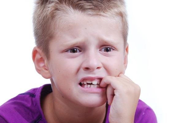 дергается лицо у ребенка сходит