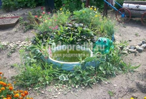 Садовые фигуры 108