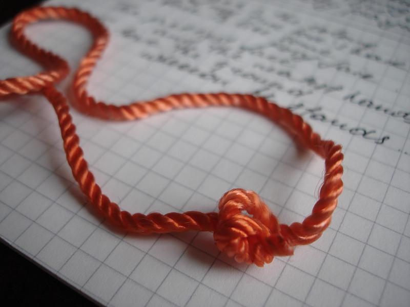 Приворот на белую веревку