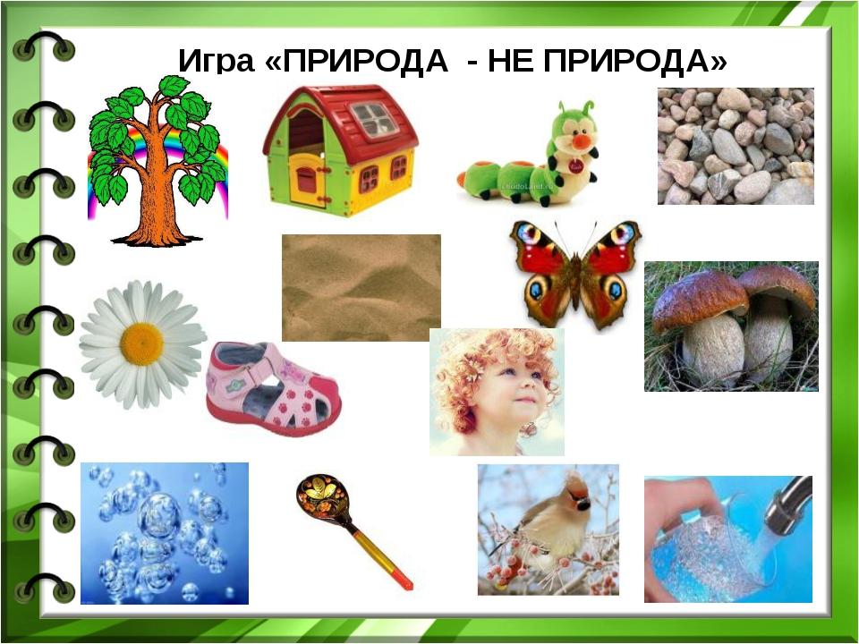 Картинки рукотворный мир для подготовительной группы