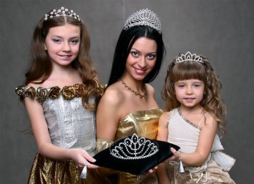 Праздник для девочек конкурс красоты