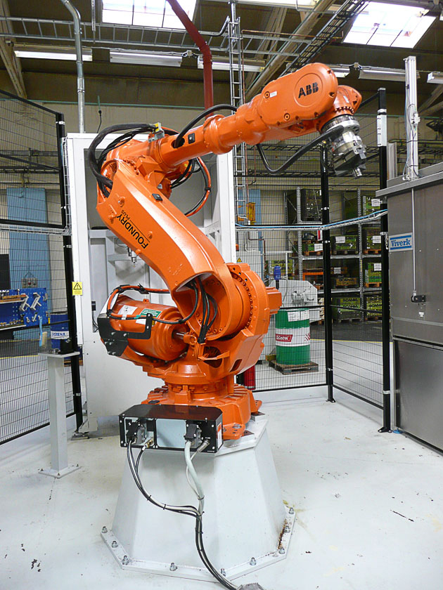 Манипулятор робота своими руками