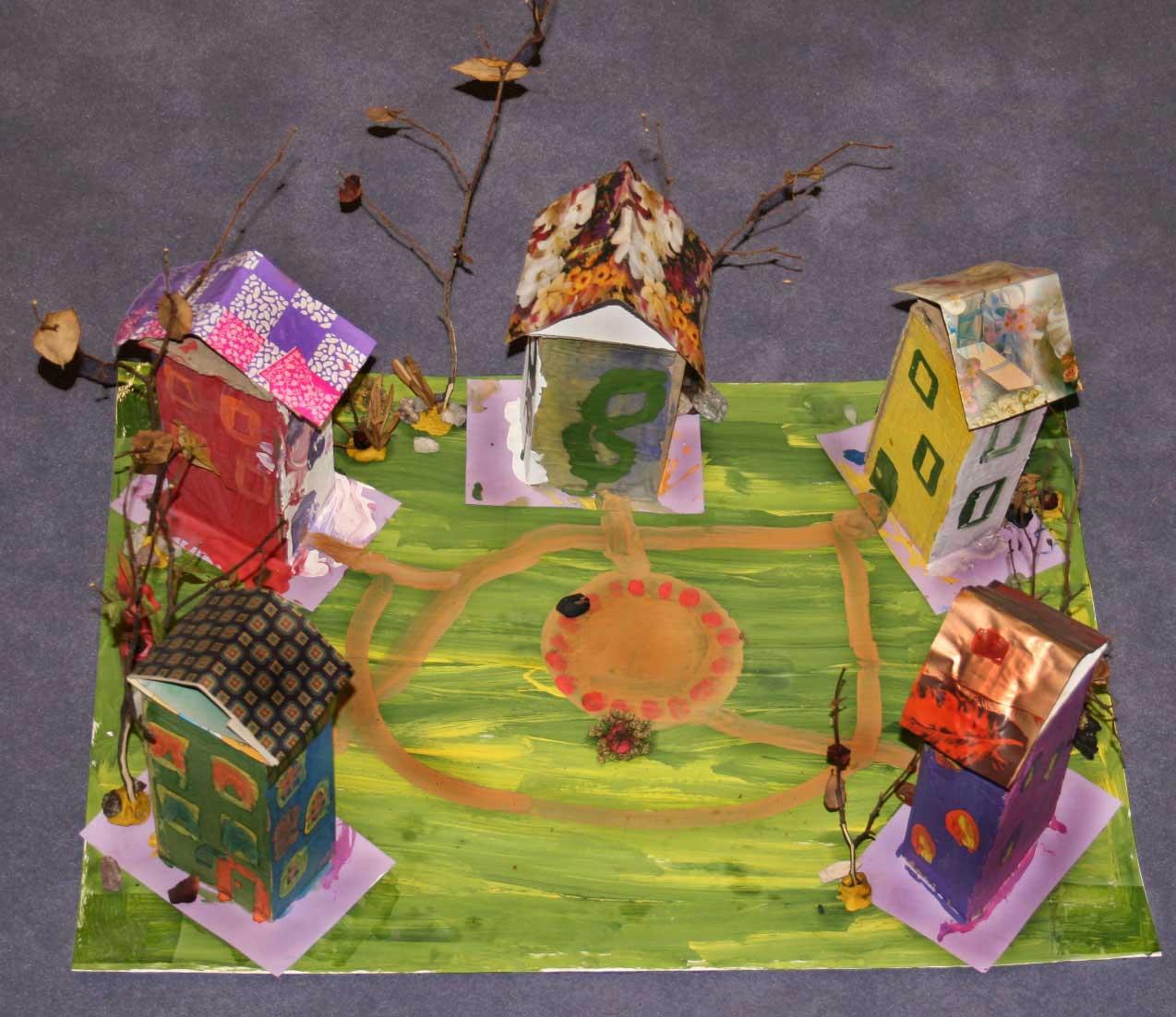 Мастерим вместе: 50 идей для картонных поделок - The Pled