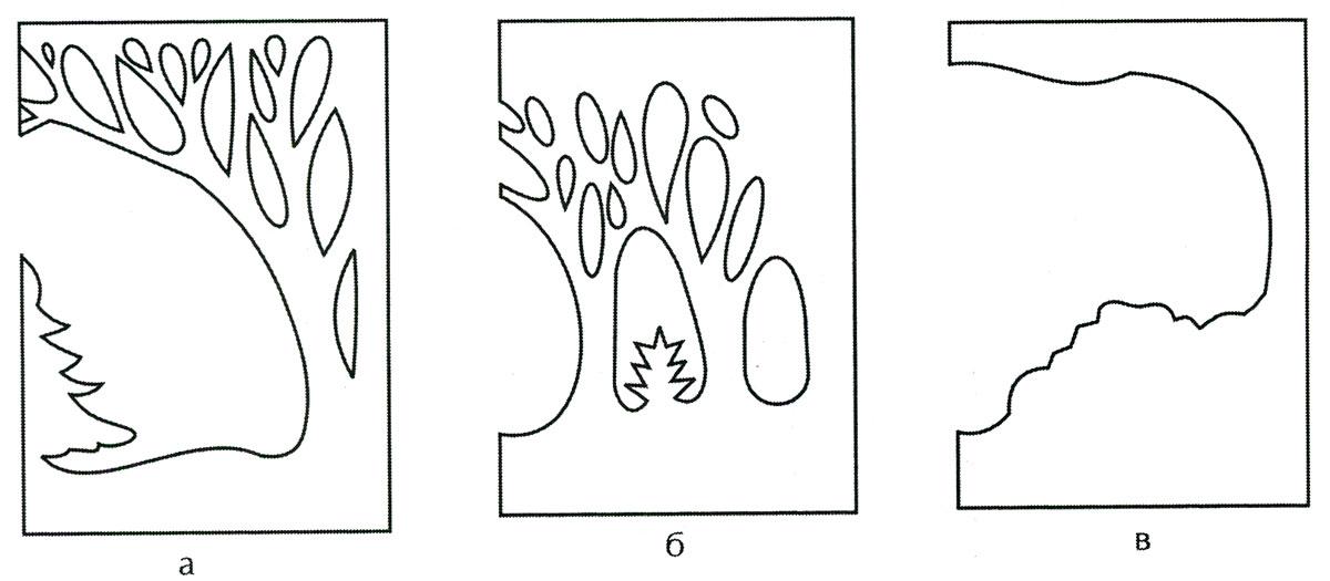отличаются многослойные открытки из бумаги своими руками схемы шаблоны даже