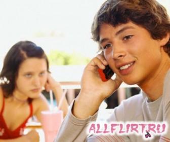как взять номер телефона у знакомой девушки