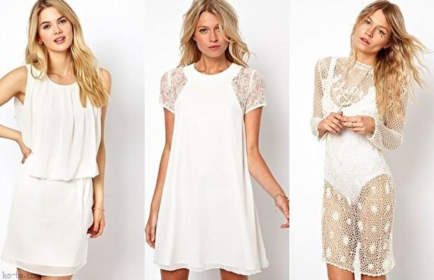 386462ef90d лучшие летние платья 2013. Короткие летние белые платья