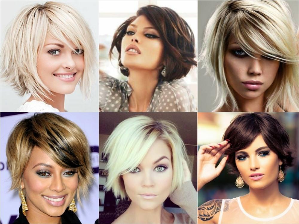 Стильные причёски и стрижки женские
