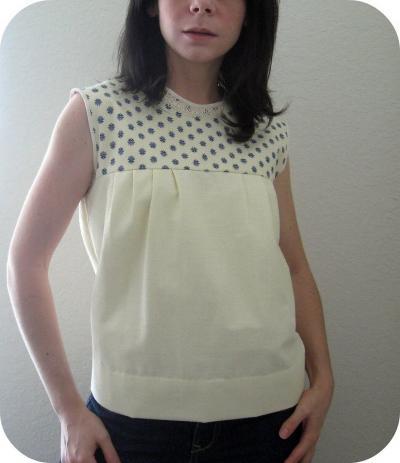 c5f8929a646 Как сшить блузку